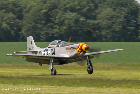 Private P-51D Mustang
