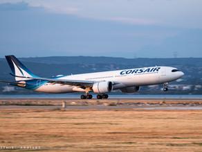 Corsair International inaugurates new route between La Réunion, Lyon and Marseille