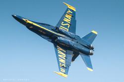 F-18 Hornet's belly