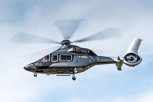 H160 Prototype La Fare