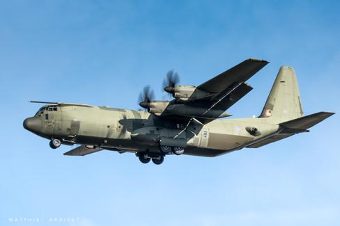 Royal Air Force C130J-30 Hercule C.Mk4