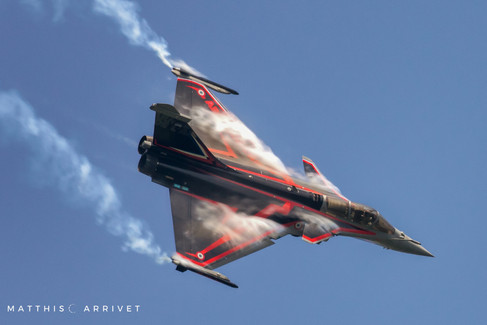 French Air Force RSD Rafale C
