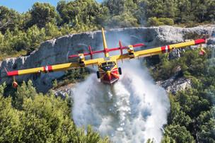 Sécurité Civile Cl-415 Super scooper