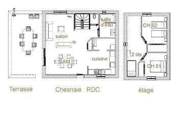 maison Chenaie