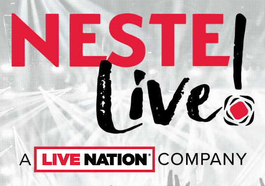 NesteLive! A Live Nation Company