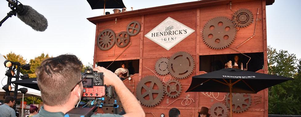 Hendricks Gin Brand Marketng Sponsorship Activation