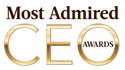 most admired ceo awards logo