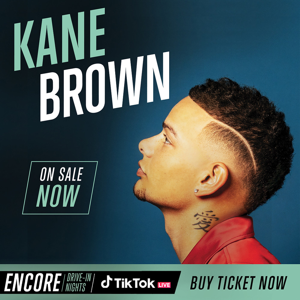 Kane Brown Grayscale Marketing Encore Live