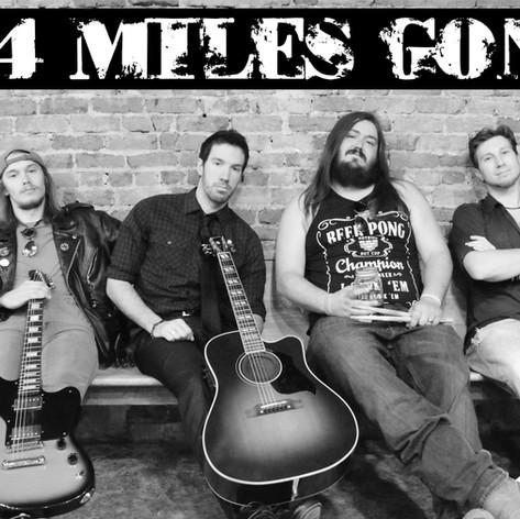 4 Miles Gone