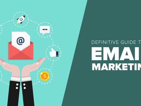 How to use email as part of your marketing strategy.
