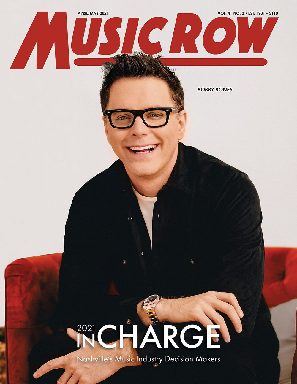 MusicRow Magizen InCharge Tim Gray Grayscale Marketing Nashville