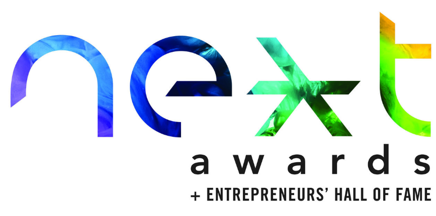 NEXT Awards Entrepreneurs Hall Of Fame Logo