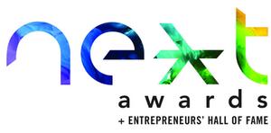 NEXT Awards Entrepreneurs Hall Of Fame Logo