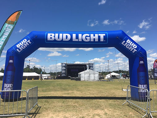 Bud Light brand marketing sponsorship activation