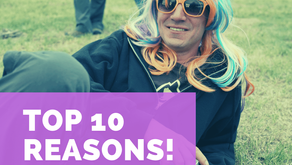TOP 10 REASONS YOU SHOULD ATTEND OSMF 2019. NO REALLY!