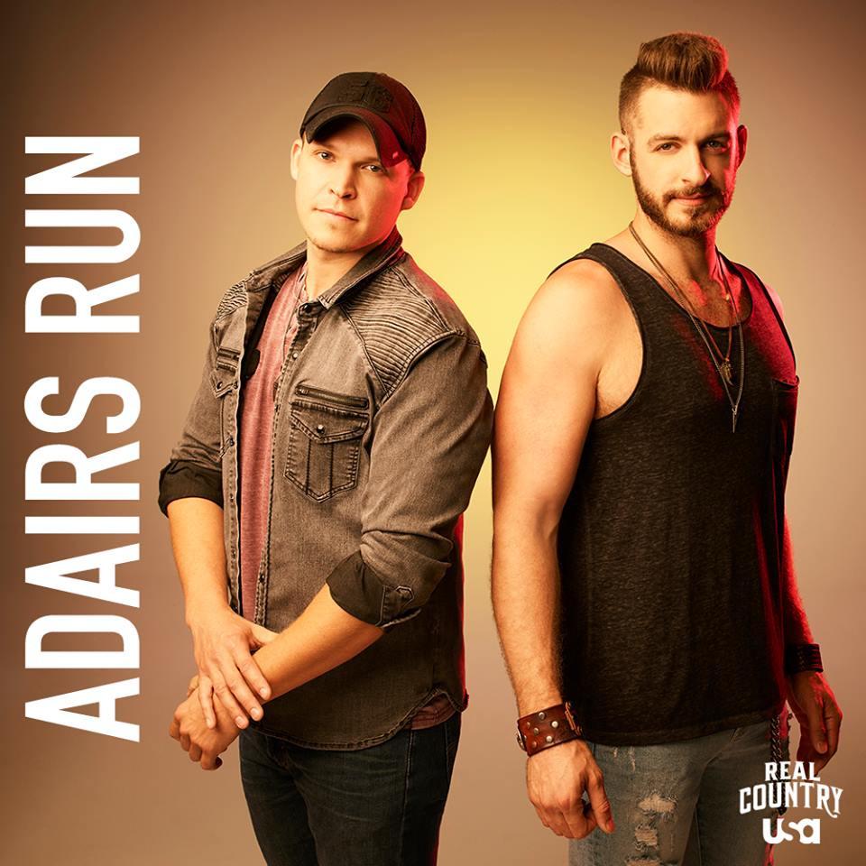 Adairs Run band USA Real Country