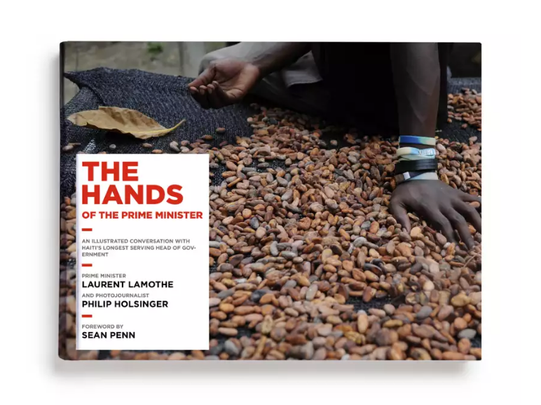 hands of the prime minister book Laurent S. Lamothe