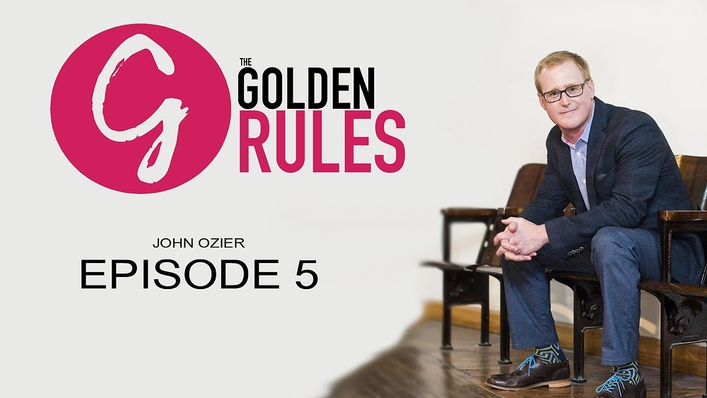 John Ozier Ole Music Publishing The Golden rules grayscale marketing agency nashville
