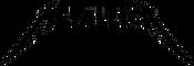 Black Metallica logo.png