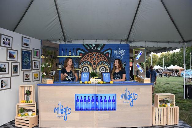 Milagro Tequila Even Marketing Activaton