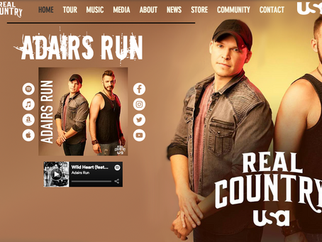 Grayscale Marketing rebrands for USA's Real Country