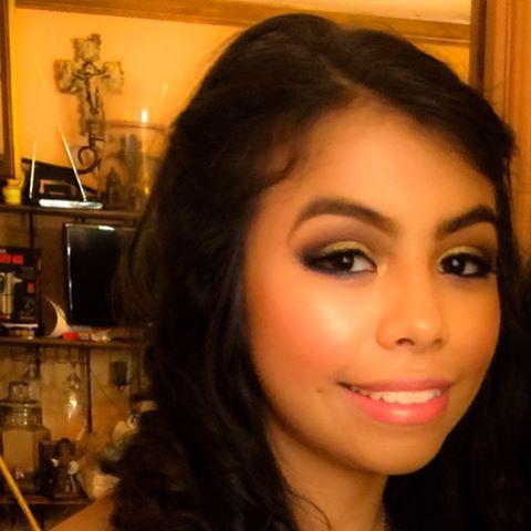 Quiceanera Makeup
