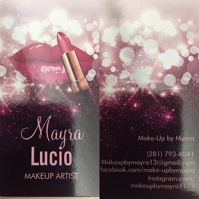 Loving my new Business Cards 😊