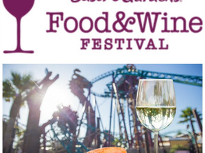 Busch Gardens Food and Wine Festival Begins This Weekend!