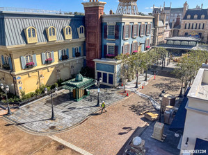 France Expansion at EPCOT Partially Opens