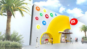 The All-New M&M Store Opens at Disney Springs!