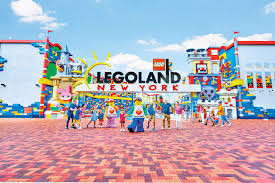 Construction of LEGOLAND New York is Almost Complete!