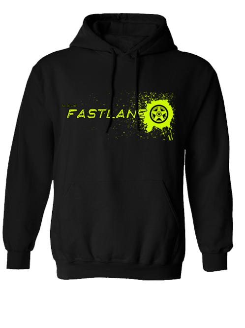 fastlane hoodie