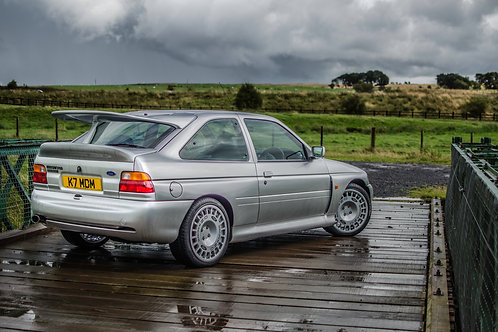 ford escort cosworth photo