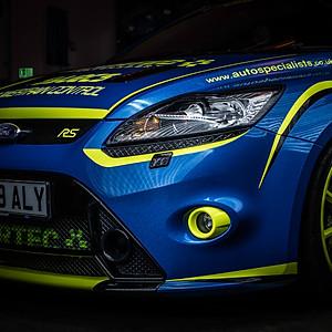 Focus RS