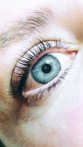Eyelash Lift and Keratin