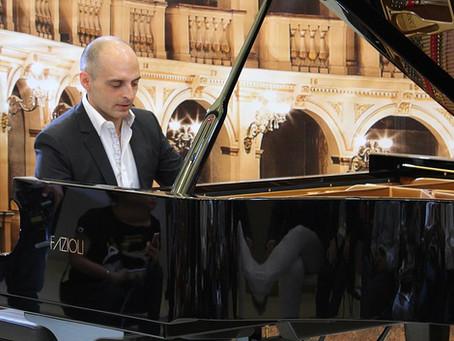 12/12 & 12/15 法吉歐利鋼琴中心【Ivan Yanakov 鋼琴大師班、鋼琴獨奏會】