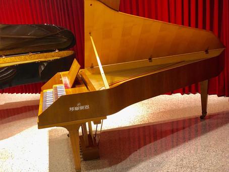 1/24 法吉歐利鋼琴中心 《冬戀‧琴之舞》午后沙龍音樂會