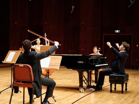不可能的愛—嚴俊傑與NSO的鋼琴浪漫 線上音樂會使用FAZIOLI F278