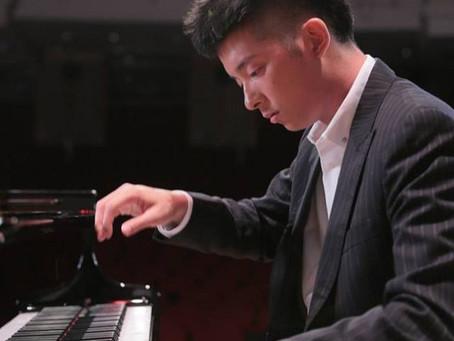 8/25 黃家正 2021魯賓斯坦國際鋼琴大賽線上演奏
