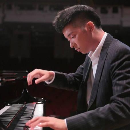 8/25 黃家正|2021魯賓斯坦國際鋼琴大賽線上演奏