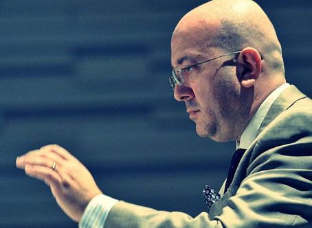 10/11 【衛武營週年慶2.0】義大利管風琴家法吉亞尼獨奏會– 即興的音樂巫師