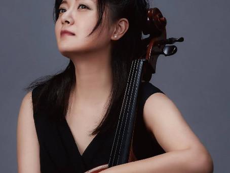 《琴湛俄羅斯》黃盈媛大提琴獨奏會 9/5國家演奏廳 FAZIOLI F278