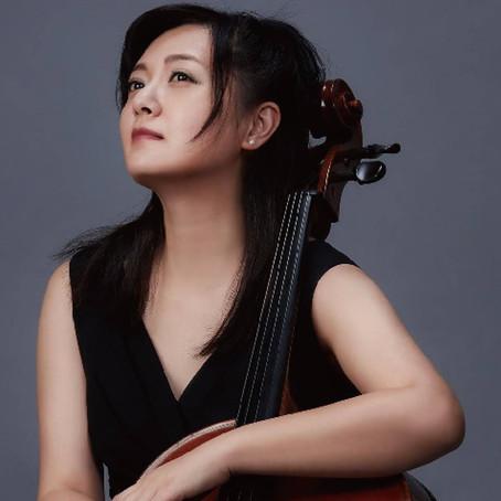 《琴湛俄羅斯》黃盈媛大提琴獨奏會|9/5國家演奏廳|FAZIOLI F278