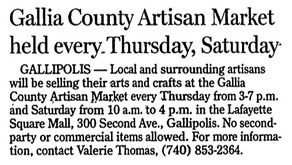 Gallipolis Daily Tribune 4/28/2015