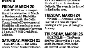 Gallipolis Daily Tribune 3/20/2015