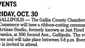 Gallipolis Daily Tribune 10/30/2015