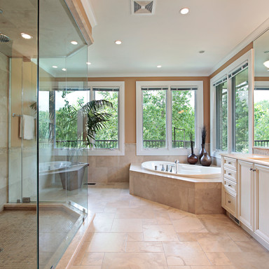 Spa Bathroom Remodels