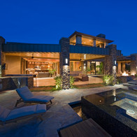 Exterior and Patios