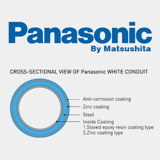 PANASONIC IMC Pipe 3-1/2