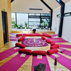 Shakti circle space